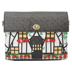 Vendula Thatched Roof Cottage Box bag