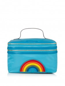 beauty case anya hindmarch rainbow