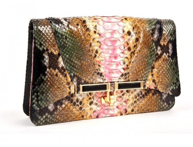 clutch-in-rettile-multicolor-kara-ross