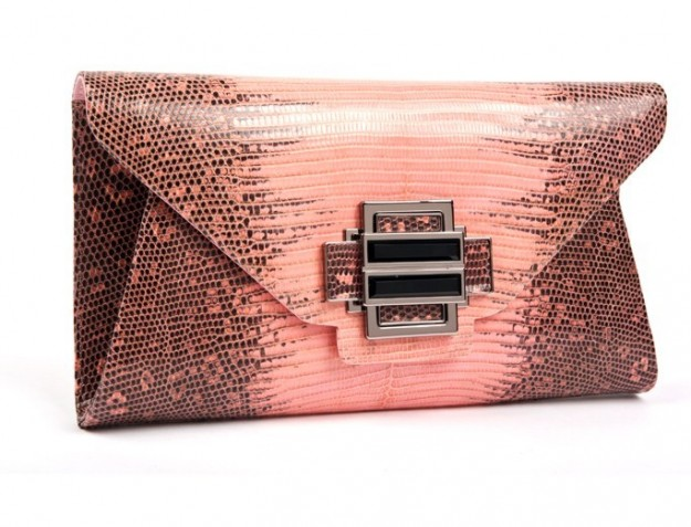 clutch-in-rettile-rosa-kara-ross