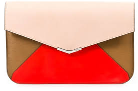 clutch multico fendi