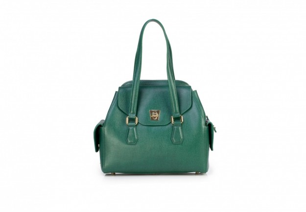 cromia-handbag-in-pelle-verde-scuro