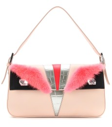 mini bag pelliccia fendi