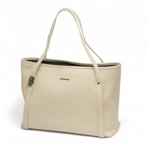 shopper-crema-mandarina-duck