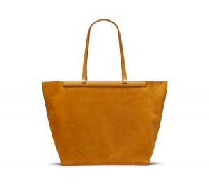 shopper-giallo-ocra