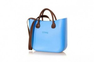 shopping-bag-azzurra-con-manici-marroni